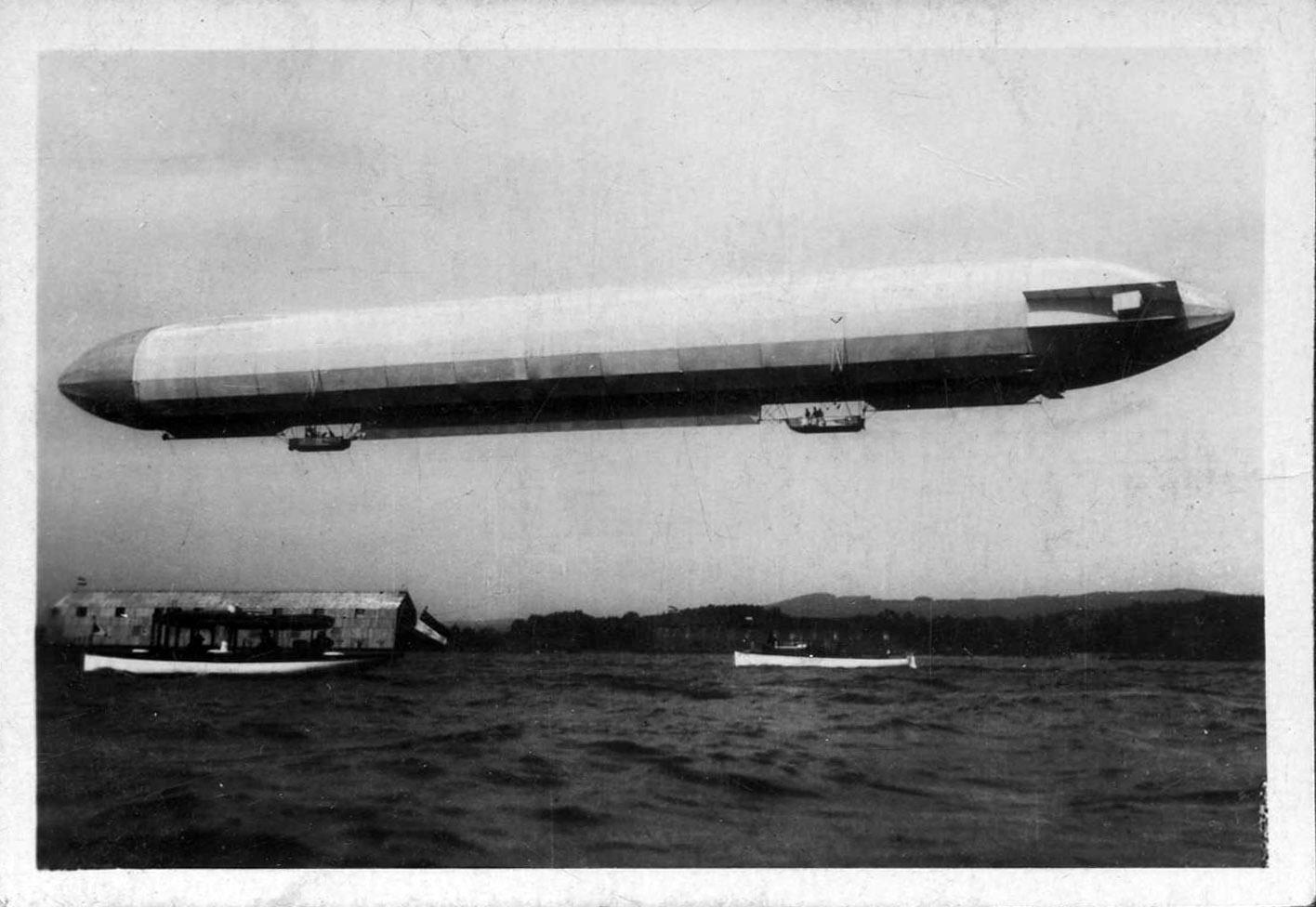 第八飛行船