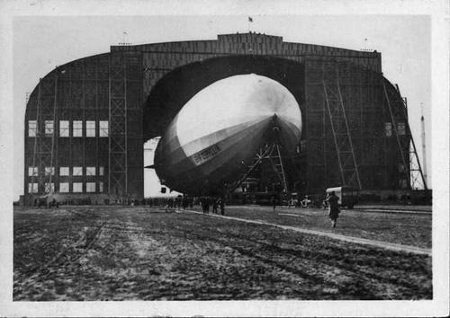 飛行船の時代